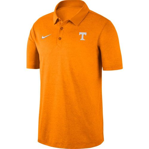 Men's Nike Tennessee Volunteers Dri-FIT Breathe Polo (Orange)