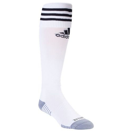Adidas Strikers Copa Zone II Cushion Sock (White/Black)