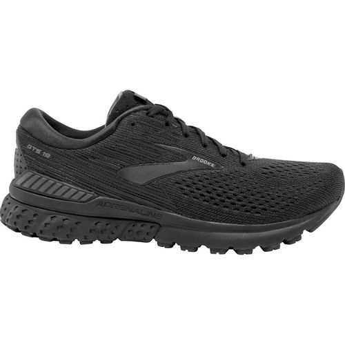 Men's Brooks Adrenaline GTS 19 (Black/Ebony)