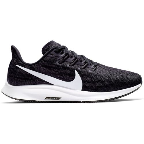Women's Nike Air Zoom Pegasus 36 (Black/White/Thunder Grey)