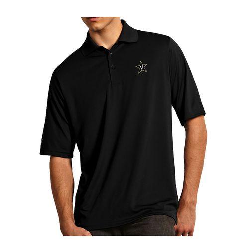Men's Vanderbilt Commodores Exceed Polo (Black/Black)
