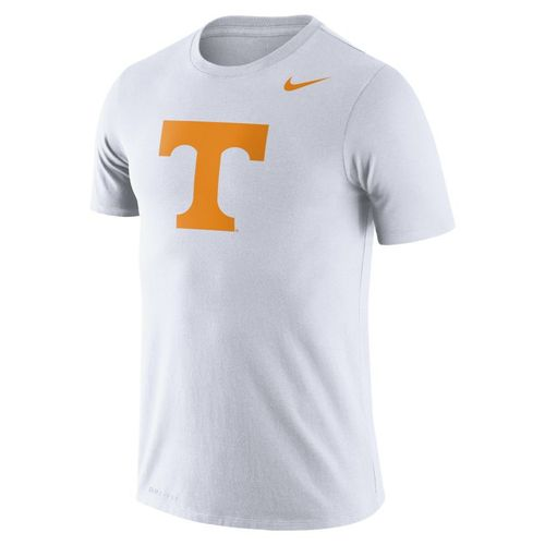 Men's Nike Tennessee Volunteers Dri-FIT Franchise Polo (White)