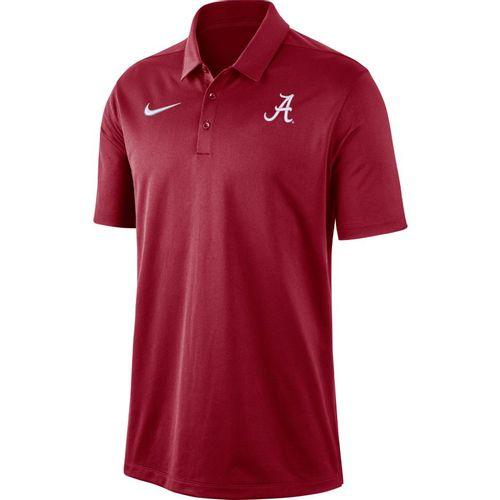 Men's Nike Alabama Crimson Tide Dri-FIT Franchise Polo (Crimson)