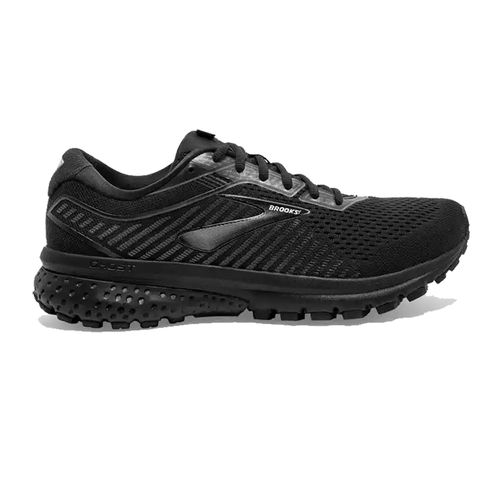Men's Brooks Ghost 12 (Black)
