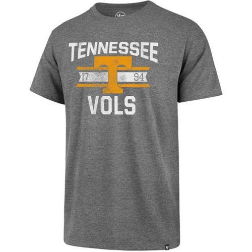 '47 Brand Tennessee Volunteers Landmark Super Revel T-Shirt (Slate Grey)