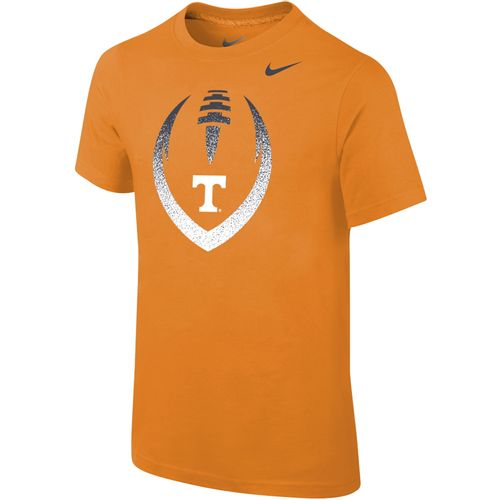 Youth Nike Tennessee Volunteers Football Icon T-Shirt (Orange)