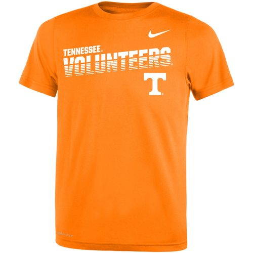 Youth Nike Tennessee Volunteers Legend T-Shirt (Orange)