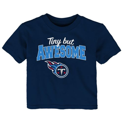 Infant Tennessee Titans Still Awesome T-Shirt (Navy)