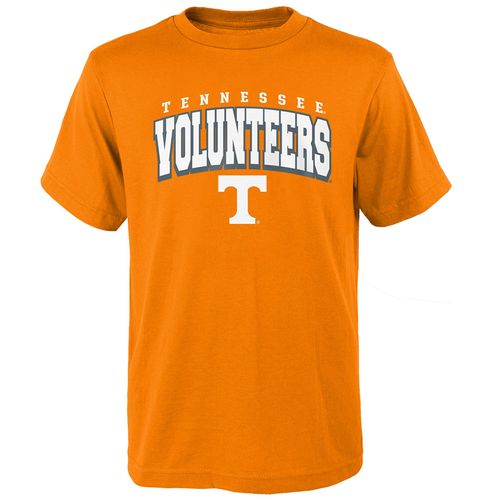 Youth Tennessee Volunteers Club T-Shirt (Orange)