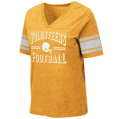 Women's Tennessee Volunteers Blue Blood T-Shirt (Orange)