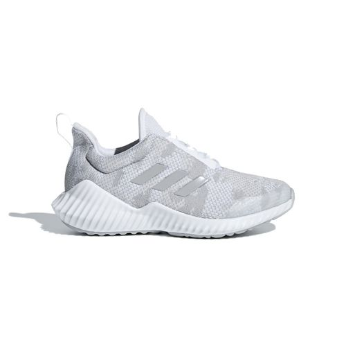 Toddler Adidas Forta Run Wide (White/Grey)