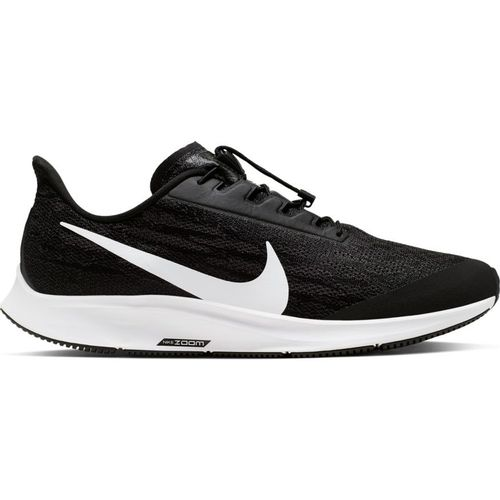 Men's Nike Air Zoom Pegasus 36 FlyEase (Black/White)