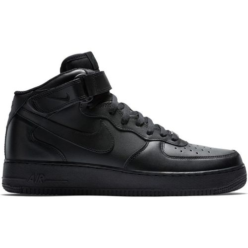 Men's Nike Air Force 1 Mid '07 (Black/Black)