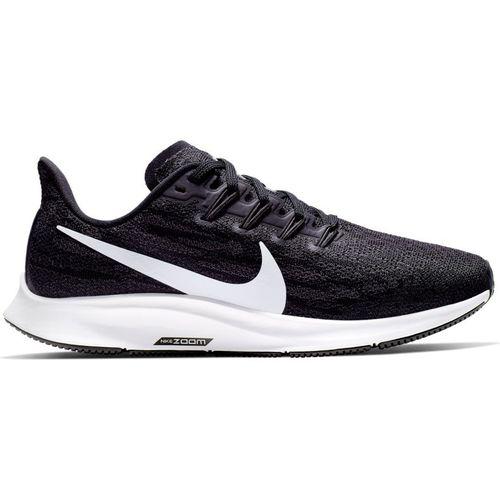 Women's Nike Air Zoom Pegasus 36 Wide (Black/White/Thunder Grey)