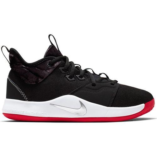 Grade School Nike PG 3 (Black/Metallic)