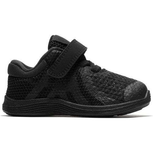 Toddler Nike Revolution 4 (Black/Black)
