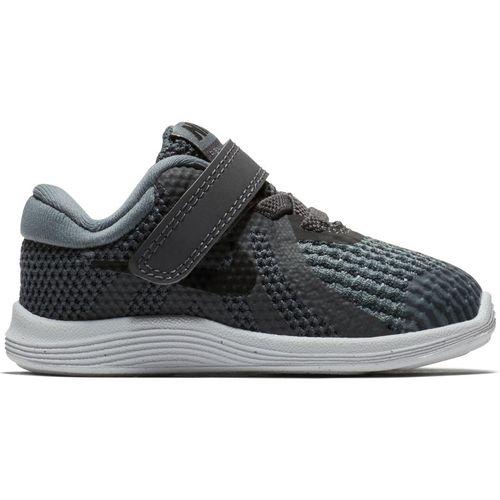 Toddler Nike Revolution 4 (Grey/Black)