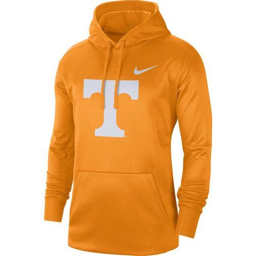 Men's Nike Tennessee Volunteers Circuit Logo Hoodie (Orange)