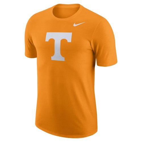 Men's Nike Tennessee Volunteers Dri-FIT Cotton Logo T-Shirt (Orange)