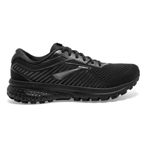 Women's Brooks Ghost 12 Wide (Black)