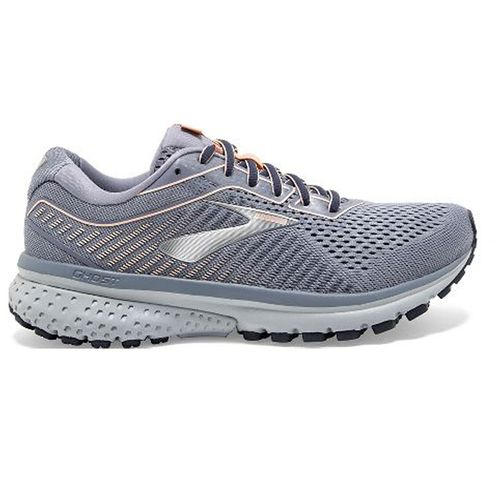 Women's Brooks Ghost 12 Wide (Granite/Peacoat)