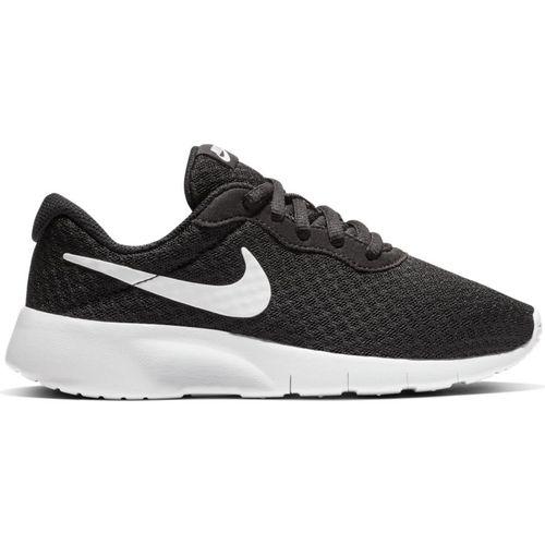 Pre School Nike Tanjun Wide (Black/White)