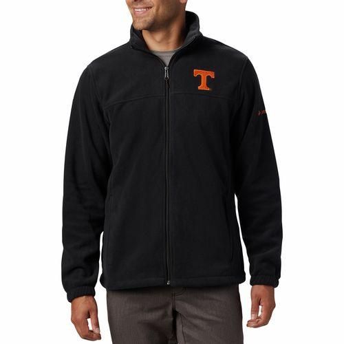 Men's Columbia Tennessee Volunteers Flanker Fleece Jacket (Black)