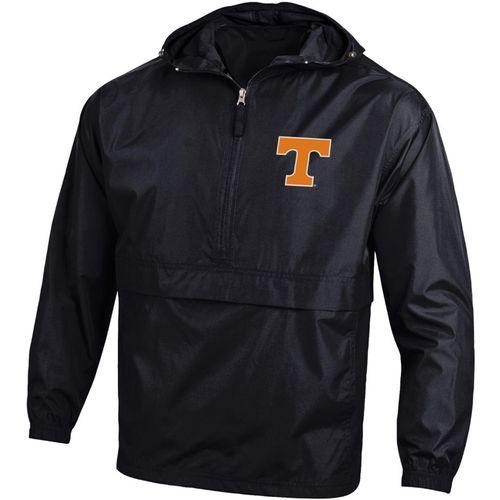 Men's Champion Tennessee Volunteers Packable Jacket (Black)