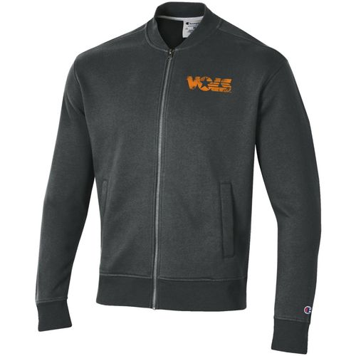 Men's Champion Tennessee Volunteers Rochester Fleece Jacket (Grey/Smoke)