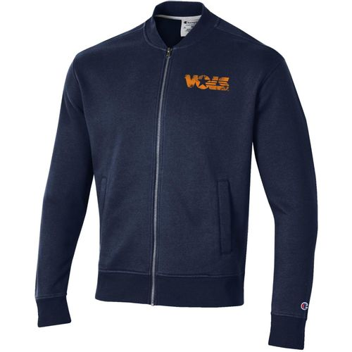 Men's Champion Tennessee Volunteers Rochester Fleece Jacket (Navy)