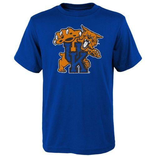 Youth Kentucky Wildcats Opponent Logo T-Shirt (Royal)