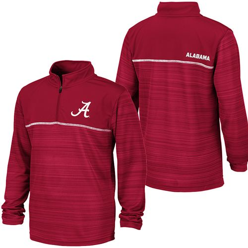 Youth Alabama Crimson Tide Salta 1/4 Zip-Up (Crimson)