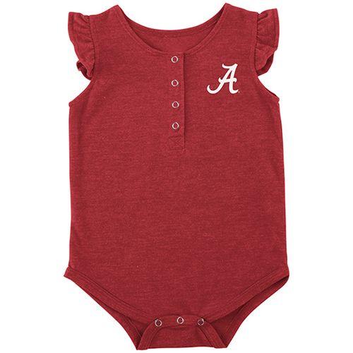 Infant Alabama Crimson Tide Kassel Onsie (Crimson)