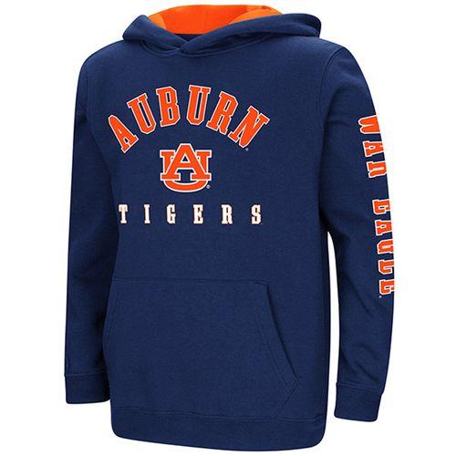 Youth Auburn Tigers Berminator Hoodie (Navy)