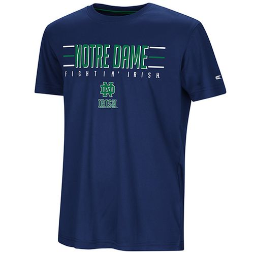 Youth Notre Dame Anytime Anywhere T-Shirt (Navy)