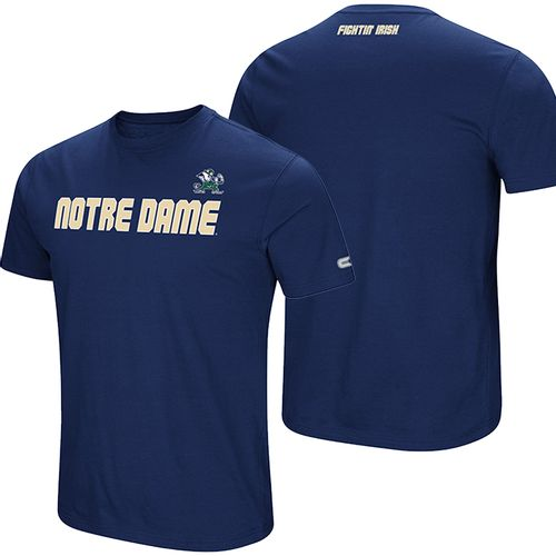 Men's Norte Dame Fighting Irish Water Boy T-Shirt (Navy)