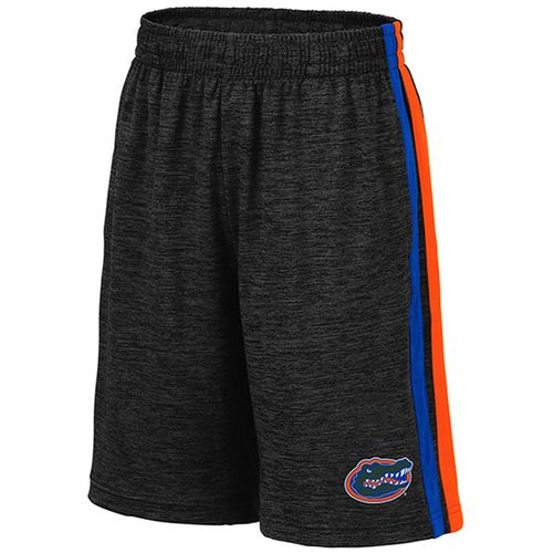 Youth Florida Gators Mendoza Short (Black/Royal)