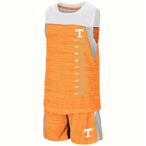 Toddler Tennessee Volunteers Outfit (Orange)