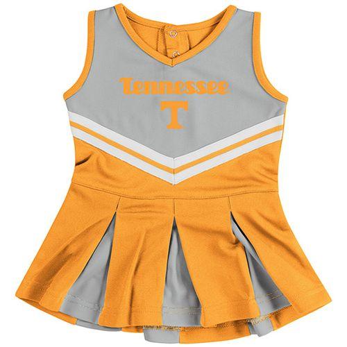 Infant Tennessee Volunteers Pom Pom Cheerleader