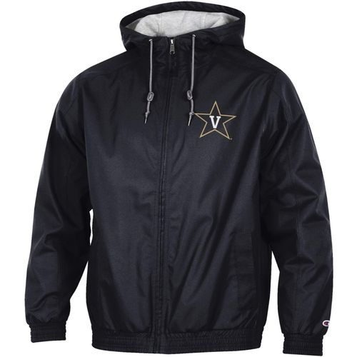 Men's Champion Vanderbilt Commodores Victory Jacket (Black)