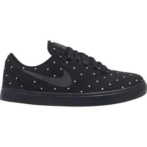 Grade School School Nike SB Check Premium Polka Dot (Black/Anthracite)