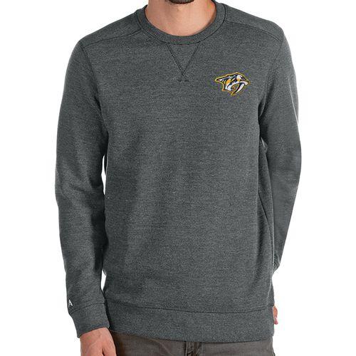 Men's Antigua Nashville Predators Defender Sweater (Charcoal)