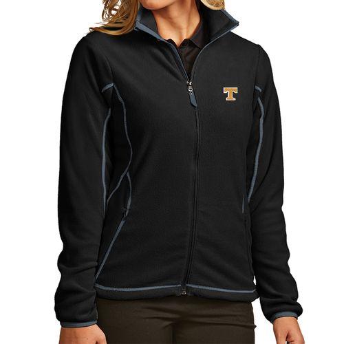 Women's Tennessee Volunteers Power T Ice Jacket (Black)