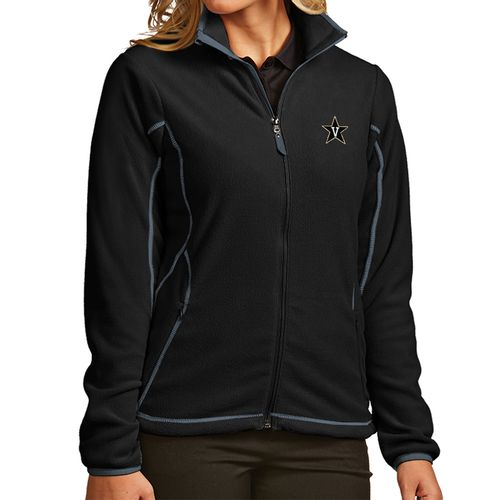 Women's Vanderbilt Commodores Full-Zip Ice Jacket (Black)