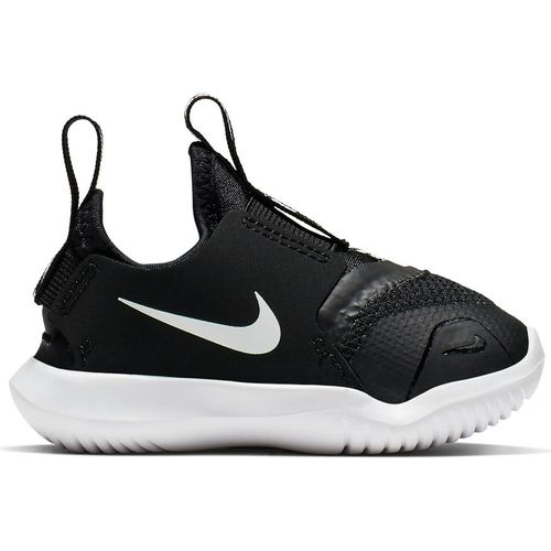 Toddler Nike Flex Runner (Black/White)