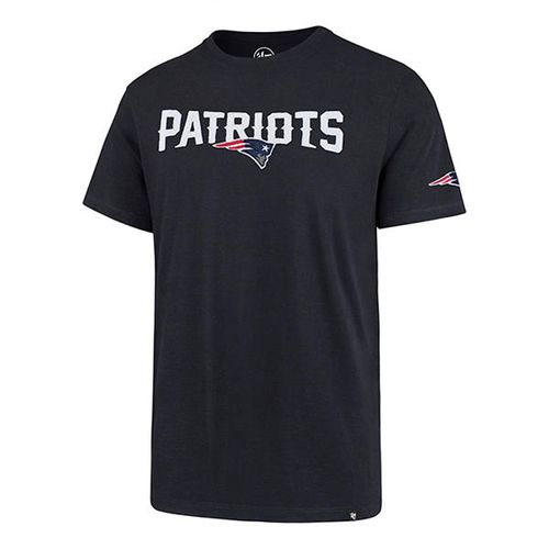 '47 Brand Men's Nike New England Patriots Fieldhouse T-Shirt (Navy)