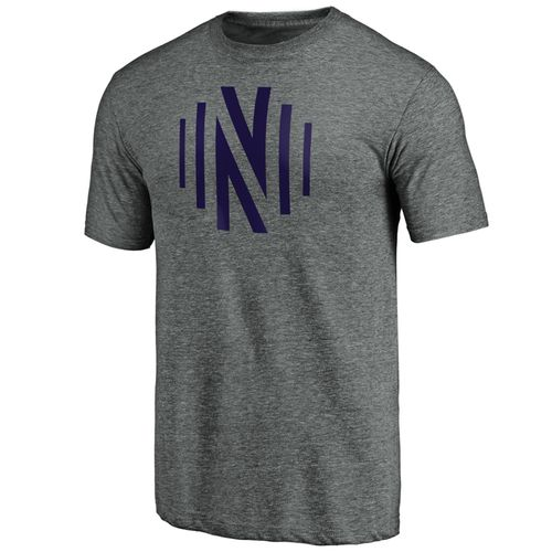 Men's Nashville Soccer Club Reverb Tri-Blend T-Shirt (Dark Heather)