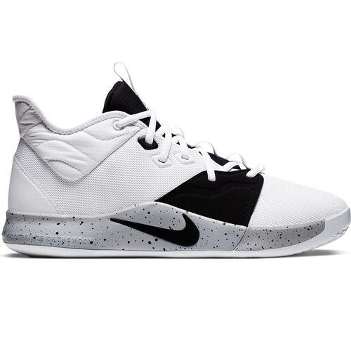 Men's Nike PG 3 (White/Black)