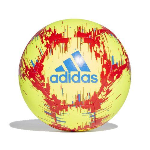 Adidas Capitano Soccer Ball (Yellow/Blue)