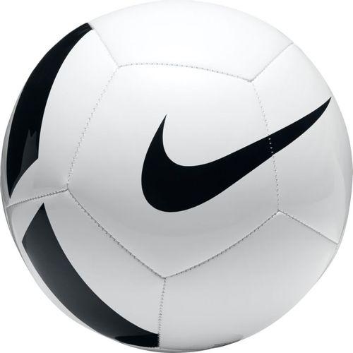 Nike Pitch Team Soccer Ball (White/Black)